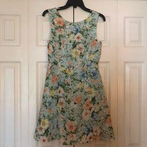 Sweet Summer Floral Dress